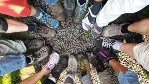Som medlem af DVL møder du mange forskellige mennesker med mange forskellige sko og støvler