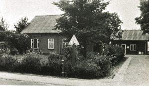 Glumsø Vandrerhjem. Foto DVL arkiv